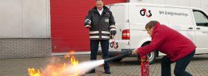 G4s veiligheids-trainingen